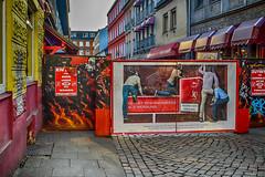 Reeperbahn, Hamburg Germany (Peter Beljaards) Tags: reeperbahn stpauli hamburg germany entertainment redlightdistrict nikon