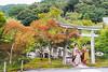 永観堂禅林寺 Eikan-dō Zenrin-ji + Photo montage Geisha FX Kyoto (geolis06) Tags: geolis06 asia asie japan japon 日本 2017 kyoto eikandotemple eikandōzenrinji 永観堂禅林寺 japon072017 olympuspenf olympusm918mmf4056 bouddhiste bouddhistme jardin garden geishakimono maiko photomontage montage