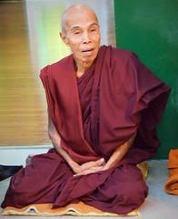 Shwedagon Pagoda Monk (sembach001) Tags: pagoda monk monks myanmar yangon nikon5300 buddhism shwedagonpagoda nikon 5300