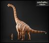 Brachiosaurus (RobinGoodfellow_(m)) Tags: brachiosaurus bullyland museum line sauropod dinosaur dinosaurs prehistoric animal