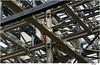 Parking garage under construction (Lutz Koch) Tags: wiesbaden parkhaus bau coulinstrasse construction konstruktion stahlbau parkinggarage garage parking wirrwarr confusion hubbub steelconstruction hessen germany deutschland elkaypics lutzkoch