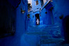 DSC_3679 (Doctorbabaguy_1) Tags: chefchaouen morocco color blue rain streetphotography