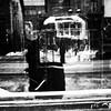 Ma vision n'est pas très bonne... (woltarise) Tags: reflets rue saintdenis montréal brasserie cuve cuivre fenêtre vision ricohgr