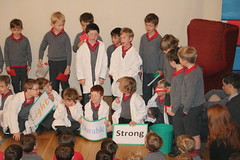 Pre-Prep Form Assembly (Moulsford) Tags: preprep assembly theatre bobcats year1 year2 springterm2018