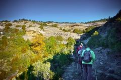 Peña Guara de excursión (Huesca - España) (Carlos M. M.) Tags: laalmuniadelromeral huesca aragón hdr sonyalpha6000 sony peñaguara naturaleza nature excursión hiking