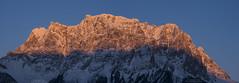 Sunset at Zugspitze (Bernhard_Thum) Tags: bernhardthum thum nikond800e carlzeiss sonnart2135 sonnar1352zf nature zugspitze alps sunset aposonnar2135 capturenature elitephotography landscapesdreams