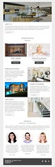 Responsive HTML email template (Email_Design) Tags: mailchimp responsive email campaign monitor fiverr marketing litmus professional constant contact upwork design service low cost automation