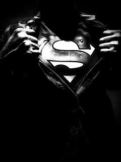 - superman is dead -  #iphone #selfie #dark #freestyle #blackandwhite #blackandwhitephotography #blackandwhitephoto #bnw #bnwphotography #bw #bwphotography #monochrome #monochromephotography #other