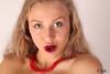FDSR_08091C (davidmccrackenphotography) Tags: beauty beautiful face portrait raspberry candy sweet model modelling blonde blue