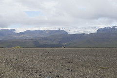 Out on the Black Sands (IV) (imartin92) Tags: iceland black sand volcanic plain mountains