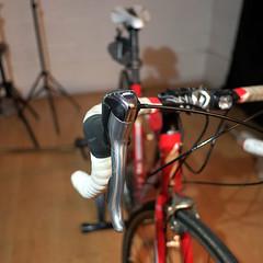 228 of Year 4 - Ride the studio (Hi, I'm Tim Large) Tags: bike cycle ride rider riden train trainer indoor studio fuji fujifilm xf 18mm f2 xe1 specialized road