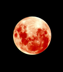 Blood Moon (Dennisbon) Tags: dennisbon canon eos 7d melbourne australia moon red blood super 2018 dark 300mm focusstacked night outdoor nopeople