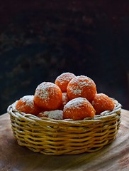 Carrot Laddu... (Sukhi Jabed) Tags: foodphography foodstyling foodphoto foodart foodgraphy delicious dessert stilllife homemade healthyeating healthyfood sweet rustic indoor pictures nikonphotography bangladesh halwa carrot