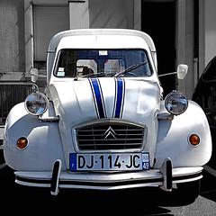 Citroën 2CV Fourgonnette (pom.angers) Tags: citroën citroën2cv deuxchevaux 2cv 2cvfourgonnette car vintagecar angers 49 maineetloire paysdelaloire france europeanunion smartphone samsunggalaxys7 samsungsmg930f 2017 august 100 200 300