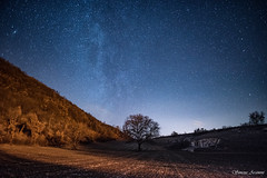 Solitude: somewhere on the Appennini (simone_aramini) Tags: landscape nikon nationalgeografic ngc nature naturallight nightlight nightscapes photography mountain app appennini umbria astrophotography stars
