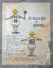 Circles or Spots Costume Design (Madison Historical Society (CT-USA)) Tags: madisonhistoricalsociety madisonhistory mhs madison conn connecticut ct connecticutscenes country usa newengland nikon nikond600 d600 bobgundersen old historical history museum jitneyplayers woodlandgardenplays barntheatre theplaybarn interesting image outside outdoor exterior photo picture places people performer costume shoreline shot scene scenes bostonpostroad route1 flickr design art constancegrenellewilcox constancewilcoxpignatelli princess alicekeatingcheney