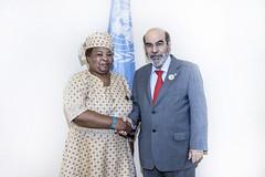 24912_0186 (FAO News) Tags: arc africa regionalconference sudan bilateralmeetings highlevelvisits fao directorgeneral khartoum
