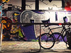 59/365 (moke076) Tags: 2018 365 project 365project project365 oneaday photoaday iphone cell cellphone mobile vsco vscocam atlanta ga street art graffiti mural bike bicycle krog tunnel cabbagetown beltline painting