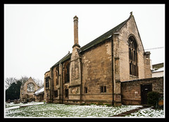 Bishops Palace Great Hall (veggiesosage) Tags: southwell bishopspalace nottinghamshire aficionados gx20 grade1listed