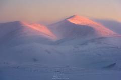 Misty Mountain (arturstanisz1) Tags: canada canadianarctic mountains arturstanisz arctic canadian snow sunset sky serene explore epic adventure destination phototours photgraphy