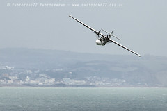 5852 Catalina (photozone72) Tags: eastbourne airshows aircraft airshow aviation catalina warbirds wwii canon canon7dmk2 canon100400f4556lii 7dmk2