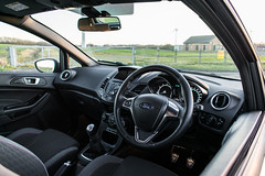 Ford Fiesta ST-Line Interior (smifyyy) Tags: ford forduk fordusa fiesta stline zetecs facelift st sportscar sporty speed fast car bhp rpm longexposure clarity enginespeed engine ecoboost 10 16 turbo turbocharged forceinduction revolutionsperminute revlimiter limiter twostep