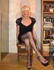 DSC_0009c (magda-liebe) Tags: crossdresser french tgirl highheels shoes skirt stockings platform travesti