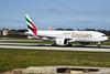 Emirates --- Boeing 777-200LR --- A6-EWF (Drinu C) Tags: adrianciliaphotography sony dsc rx10iii rx10 mk3 mla lmml plane aircraft aviation 777 emirates boeing 777200lr a6ewf