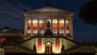 alte nationalgalerie * berlin