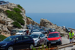 Traffic chaos - Cap Formentor - Mallorca (Peter Goll thx for +6.000.000 views) Tags: 2014 mallorca urlaub traffic chaos verkehr stau spain spanien mittelmeel cap formentor street car insel island mittelmeer nikon nikkor d800