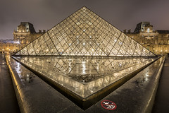 Symmetric Louvre