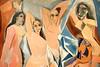 Pablo Picasso Les demoiselles d'Avignone, 1907 (♥iana♥) Tags: moma newyork ny museumofmodernart