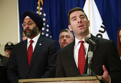Camden Gun Trafficking Ring (New Jersey Office of the Attorney General) Tags: gurbirgrewal camden nj usa