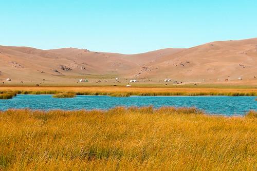 Découverte du Lac Song Kul