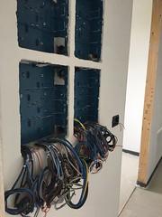 Predisposine elettriche in tutti gli appartamenti