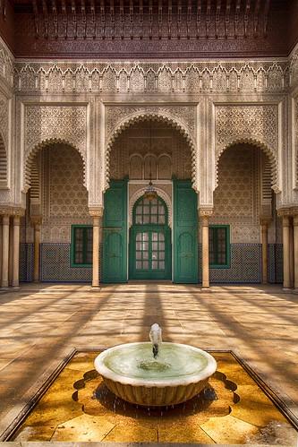 Casablanca, Prefettura. Photo 2016