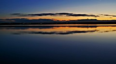 Wirral Sky (ronramstew) Tags: mersey river liverpool merseyside evening wirral sun