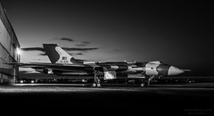 Waiting For The Bears (AircraftPhotoz) Tags: vulcan vulcanxl426 xl426 coldwar raf bombers coldwarbombers bluesteel olympus olympusengines
