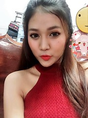 Luk Shao (Stefan Wirtz) Tags: lukshao selfie daughter woman beautiful red redclothe thai girl thaigirl