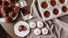 20.02.2018 (Fregoli Cotard) Tags: chocolate chocolatecake chocolatecupcakes chocolatemuffins cupcakes muffins onthetable flatlaysquad flatlaycollective grey chocolatelover yummy dessert diet healthyfood healthysweets cocoa cacao fromabove tray dailyjournal dailyphotography dailyproject dailyphoto dailyphotograph dailychallenge everyday everydayphoto everydayphotography everydayjournal aphotoeveryday 365everyday 365daily 365 365dailyproject 365dailyphoto 365dailyphotography 365project 365photoproject 365photography 365photos 365photochallenge 365challenge photodiary photojournal photographicaljournal visualjournal visualdiary 51365 51of365