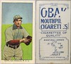 """1910 T212-2 Obak Cigarettes Baseball Card (175 Subjects / """"Cigarettes of Quality"""" / #4 on Back ) - WILLIAM """"BILL"""" ROTH (Third Base) (Los Angeles Angels / Pacific Coast League) (#91) (Treasures from the Past) Tags: t212 tobaccocard tobacco 1909 1910 1911 cigarette cigarettecard americantobaccocompany t212obak obak baseballcard vintage californiabranch obakmouthpiececigarettesbrand mouthpiececigarettes nwl northwestleague northwesternleague pcl pacificcoastleague williamroth billroth thirdbase losangelesangels"""