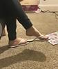 Wife's candid feet in flip flops. www.youtube.com/fff_wifesfeet (fff_wifesfeet) Tags: dangling candid toes flipflops footfetish barefoot feet wife wifesfeet fffwifesfeet