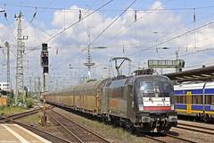 MRCE/TXL 182 569 am 14.07.2015 mit einem ARS Autozug in Bremen Hbf (Eisenbahner101) Tags: