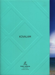 The Leela Kovalam, A Raviz Hotel; 2015_1, Thiruvananthapuram, Kerala state, India (World Travel Library - The Collection) Tags: theleela leelakovalam hotel ravizhotel 2015 perfect beautiful best colors colours hotelbrochurefrontcover frontcover thiruvananthapuram kerala india world travel library center worldtravellib papers prospekt catalogue katalog photos photo photograph picture image collectible collectors ads holidays tourism touristik touristische trip vacation photography collection sammlung recueil collezione assortimento colección gallery galeria broschyr esite catálogo folheto folleto брошюра broşür documents dokument