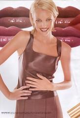 Revlon 1999 (barbiescanner) Tags: vintage retro fashion vintagefashion 90s 90sfashions teens 90steens 90sads seventeen sarahmurdoch revlon