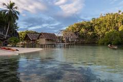 New build in paradise (pleymalex) Tags: kayak kayak4conservation beser bay raja ampat papua indonesia koh lanta