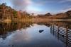 Blea Tarn - Lake District (MC-80) Tags: northern england blea tarn lake district sunrise mountain langdale pike stones water reflections bergglühen wasser spiegelung berge see steine sonnenaufgang nordengland fluss landschaft himmel