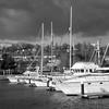 229 of Year 4 - Winter sun, approaching storm. (Hi, I'm Tim Large) Tags: boat marina portishead mooring port dock jetty quay bristol northsomerset xf xpro2 35mm f14 fuji fujinon fujifilm yacht 229 365