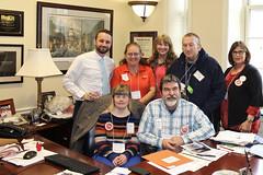 DD Day at the Legislature 2018