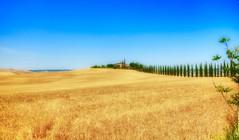 Val d'Orcia (giannipiras555) Tags: toscana paesaggio panorama landscape